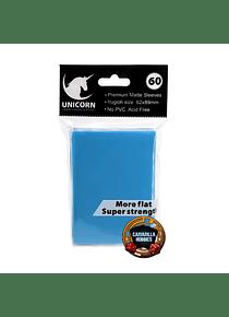 Micas Unicorn Small Paquete con 60 color Azul Electrico