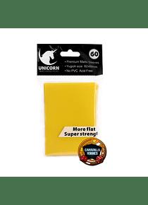 Micas Unicorn Small Paquete con 60 color Amarillo