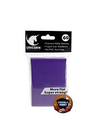 Micas Unicorn Small Paquete con 60 color Morado (preventa)