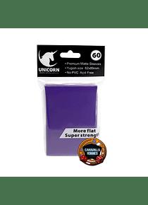 Micas Unicorn Small Paquete con 60 color Morado