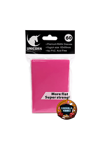 Micas Unicorn Small Paquete con 60 color Rosa (preventa)