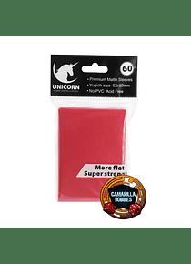 Micas Unicorn Small Paquete con 60 color Rojo