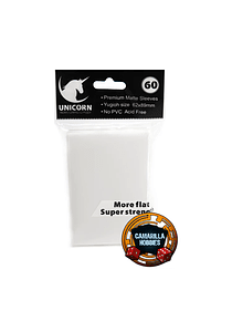 Micas Unicorn Small Paquete con 60 color Blanco