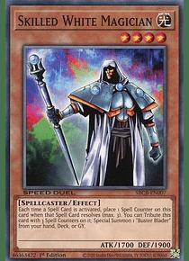 Skilled White Magician - SBCB-EN007 - Common