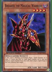 Breaker the Magical Warrior - SBCB-EN008 - Common