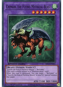 Chimera the Flying Mythical Beast - SBCB-EN062 - Common