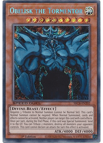 Obelisk the Tormentor - SBCB-EN202 - Secret Rare