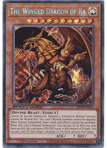The Winged Dragon of Ra - SBCB-EN203 - Secret Rare