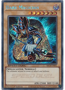 Dark Magician - SBCB-EN001 - Secret Rare