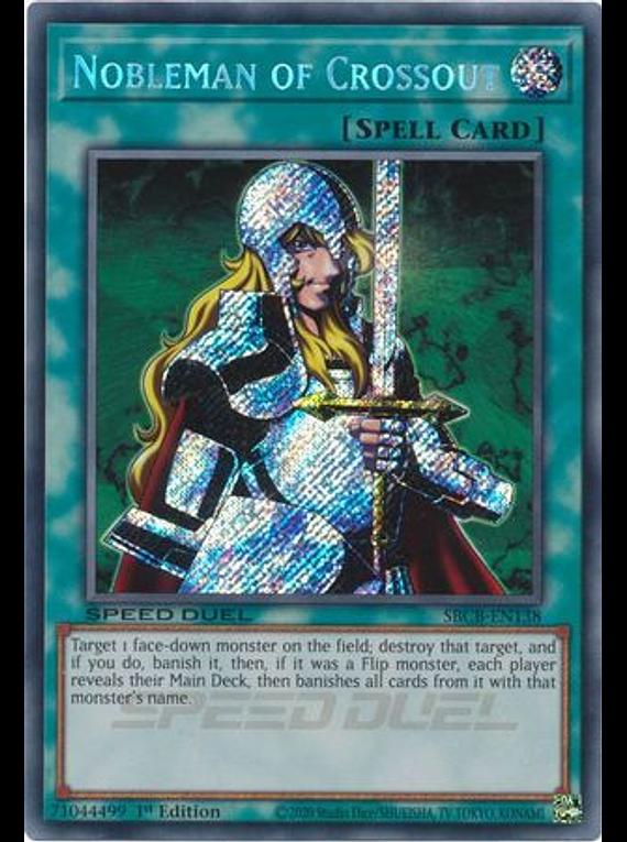 Nobleman of Crossout - SBCB-EN138 - Secret Rare