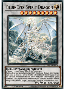 Blue-Eyes Spirit Dragon - LDS2-EN020 - Ultra Rare