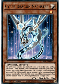 Cyber Dragon Nachster - LDS2-EN032 - Ultra Rare