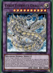 Cyber Eternity Dragon - LDS2-EN033 - Ultra Rare