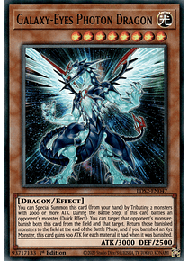 Galaxy-Eyes Photon Dragon - LDS2-EN047 - Ultra Rare