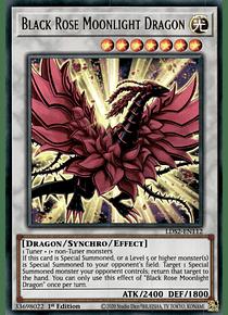 Black Rose Moonlight Dragon - LDS2-EN112 - Ultra Rare