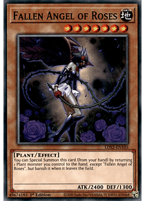 Fallen Angel of Roses - LDS2-EN103 - Common