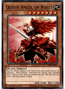 Queen Angel of Roses - LDS2-EN101 - Common