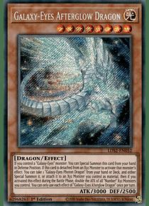 Galaxy-Eyes Afterglow Dragon - LDS2-EN052 - Secret Rare