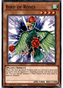 Bird of Roses - LDS2-EN099 - Common