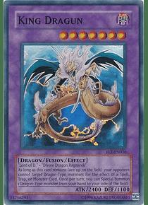 King Dragun - FET-EN036 - Super Rare