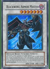 Blackwing Armor Master - CRMS-EN041 - Ultra Rare