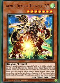Armed Dragon Thunder LV7 - BLVO-EN002 - Ultra Rare