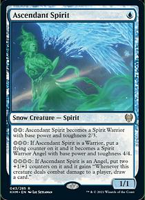 Ascendant Spirit - KHM - R