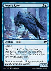Augury Raven - KHM - C
