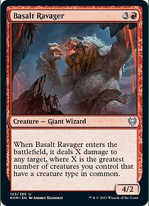 Basalt Ravager - KHM - U