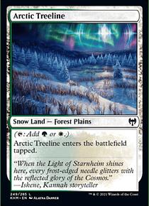 Arctic Treeline - KHM - C