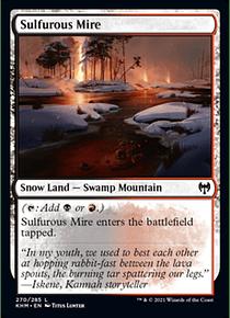 Sulfurous Mire - KHM - C