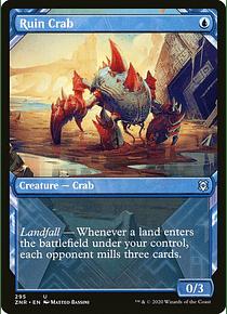 Ruin Crab - ZNR - U