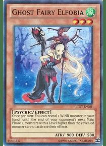 Ghost Fairy Elfobia - LTGY-EN085 - Super Rare