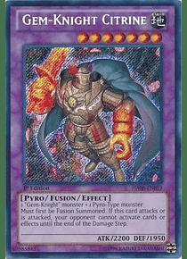 Gem-Knight Citrine - HA06-EN019 - Secret Rare