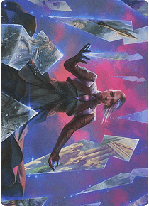 Behold the Multiverse Art Series: Kaldheim