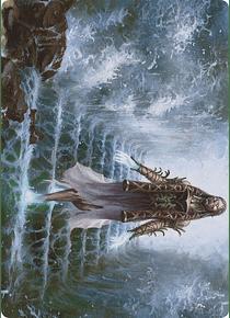 Karfell Harbinger Art Series: Kaldheim