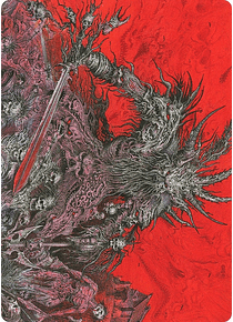 Varragoth, Bloodsky Sire Art Series: Kaldheim