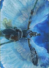 Reidane, God of the Worthy  Art Series: Kaldheim