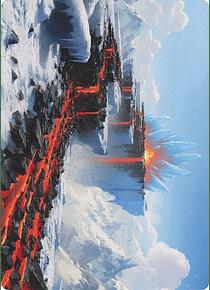 Surtland Frostpyre  Art Series: Kaldheim