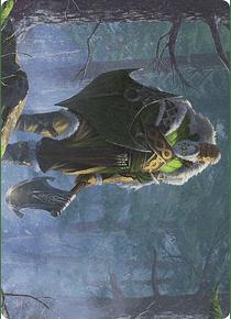 Fynn, the Fangbearer Art Series: Kaldheim