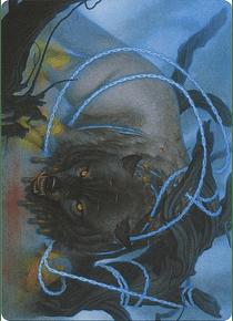 Bind the Monster Art Series: Kaldheim
