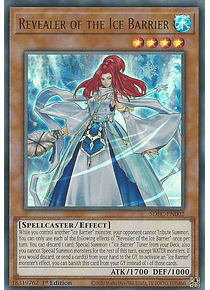 Revealer of the Ice Barrier - SDFC-EN002 - Ultra Rare