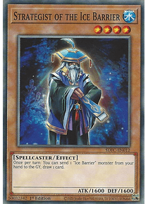 Strategist of the Ice Barrier - SDFC-EN012 - Common