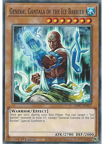 General Gantala of the Ice Barrier - SDFC-EN017 - Common