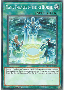 Magic Triangle of the Ice Barrier - SDFC-EN029 - Common