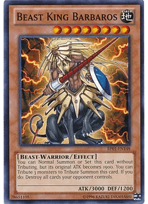 Beast King Barbaros - BP01-EN148 - Common