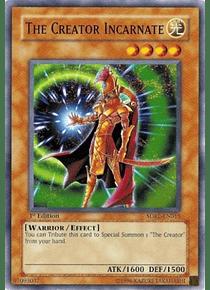 The Creator Incarnate - SDRL-EN015 - Common