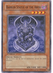 Barrier Statue of the Abyss - CDIP-EN018 - Common