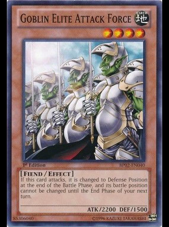 Goblin Elite Attack Force - BP02-EN040 - Common