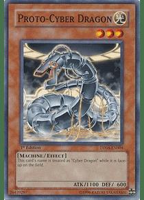 Proto-Cyber Dragon - DP04-EN004 - Common